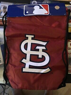 St Louis Cardinals Baseball Draw String Tie Bag Concept One Accessories MLB • 3.76£