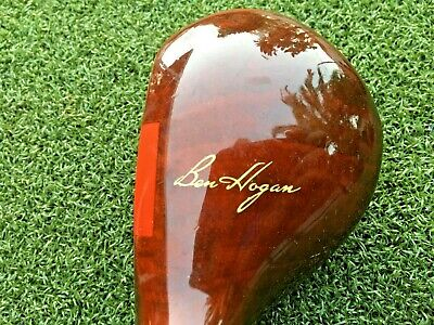 $ CDN188.42 • Buy Ben Hogan BH 1-Wood Persimmon Driver RH / Apex 4 Stiff Steel ~43  / NICE /mm5655