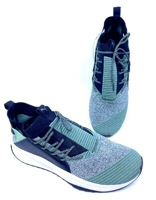 AU45.14 • Buy PUMA IGNITE  EvoKNIT Men's Training Running Shoes Sneakers Size 11 Grey / Green