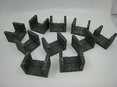 $ CDN63.17 • Buy Dwarven Forge Dwarvenite Custom Painted Dungeon D&D Passage Terrain Pieces