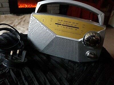 Sony ICF-SW7600 Shortwave, AM/FM Radio • 15£