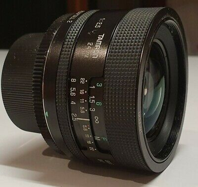 AU90 • Buy Tamron 28mm F2.5 Adaptall 2 Lens For Sony A-Mount