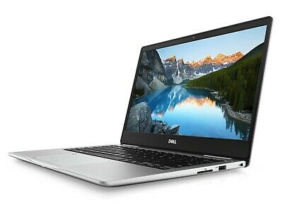 "Dell Inspiron 13 7370 I7-8550U 1.8GHz 8GB RAM 256GB SSD 13.3"" Win 10 Pro Laptop • 419.95£"