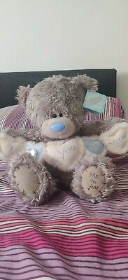 Me To You I Love You This Much Large Teddy Bear Soft Toy  • 13£