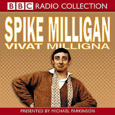 Vivat Milligna By Spike Milligan (CD-Audio, 2003) AUDIOBOOK CD • 2.99£