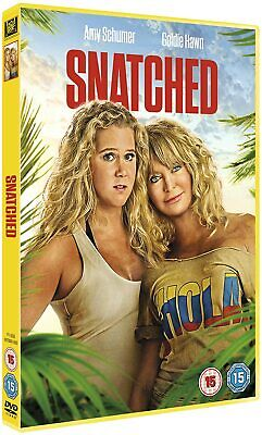 £3.99 • Buy Snatched (goldie Hawn) - Brand New & Sealed Dvd\