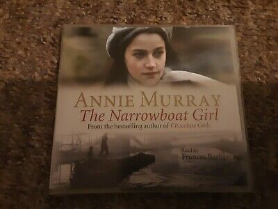 Audio Book On Cd The Narrowboat Girl By Annie Murray • 5.50£