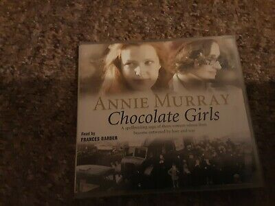 Audio Book On Cd Chocolate Girls By Annie Murray • 5.50£