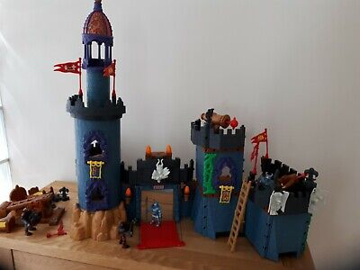 Fisher Price Imaginext Battle Castle 2002 - Boxed • 9.99£