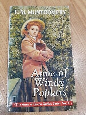 Anne Of Windy Poplars, L.M. Montgomery • 0.50£