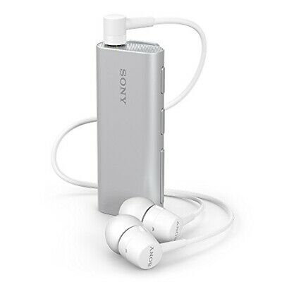 AU129.50 • Buy SONY SBH56 Bluetooth Wireless Headphones Remote Control With Microphone Silver
