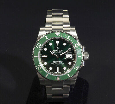 $ CDN30807.46 • Buy New Rolex Submariner 116610LV Green Dial Stainless Steel 40mm Auto Men's Watch