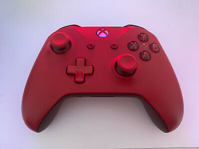AU65 • Buy Xbox One S Wireless Controller (red)