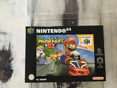 AU70 • Buy MARIO KART 64 🔥Nintendo N64 RARE Complete 🔥MINT As New🔥 Condition