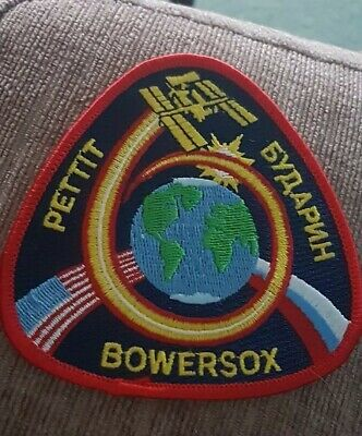 NASA Space Shuttle Astronaut Mission Patch STS 113 Sts-113 ISS • 3£