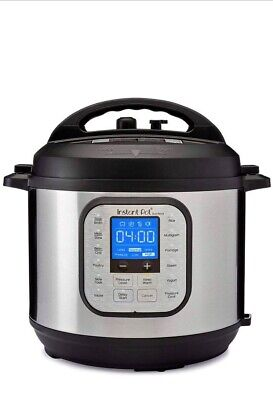 $ CDN104.29 • Buy Instant Pot Duo Nova 8qt 7-in-1 One-Touch Multi-Use Programmable Electric New