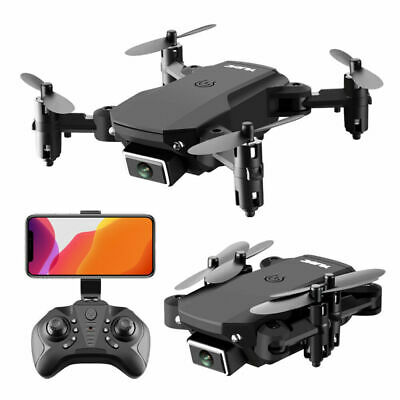 AU32.99 • Buy RC Drone 4K HD Wide Angle Real-Time Camera Wifi FPV Live Foldable Quadcopter NEW