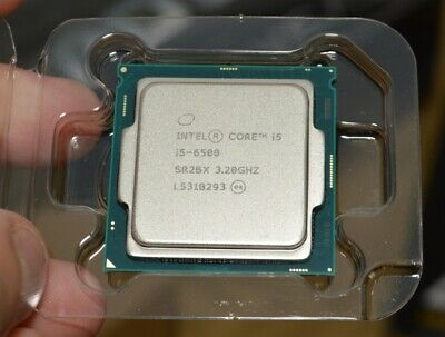 Intel Core I5-6500 6500 - 3.2GHz Quad-Core (BX80662I56500) Processor • 72£