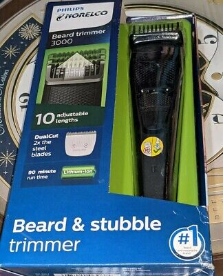 AU33.92 • Buy Philips Norelco Beard  Trimmer 1000- Black  NEW & SEALED