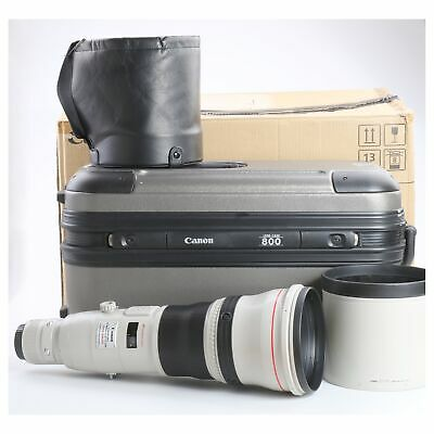 £11455.43 • Buy Canon Ef 5,6/800 L Is USM + Very Good (234660)
