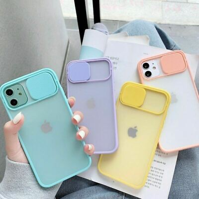 Case For IPhone 11 12 Pro Max Mini 7 8 SE XR X XS Clear Shockproof Phone Cover • 3.99£