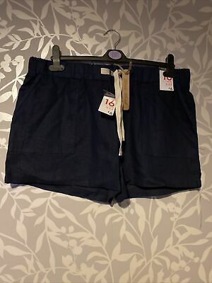 Ladies Primark Shorts Size 16 Bnwt • 1.40£