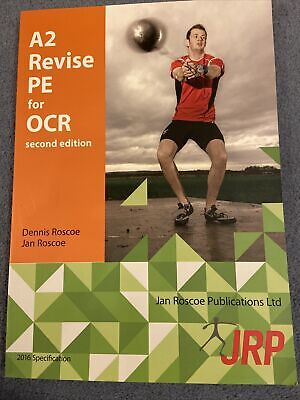 £3.90 • Buy A2 REVISE PE FOR OCR, Roscoe, Dr. Dennis, Roscoe, Jan NEW