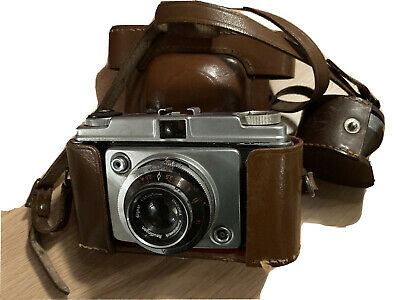 Vintage Ilford Sportsman Camera 35mm With Original Carry Case • 15£