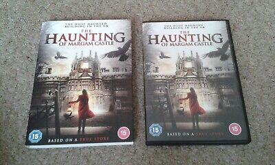DVD The Haunting Of Margam Castle Based On A True Story Most Haunted Building UK • 6.99£