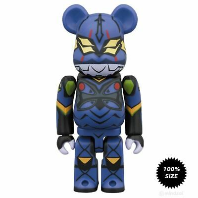 $24.99 • Buy Evangelion 3.0: You Can (Not) Redo Unit 13 100% Bearbrick By Medicom Toy