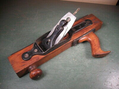AU69.75 • Buy Old Used Vintage Woodworking Tools Planes Rare Shooting Type Modified Union