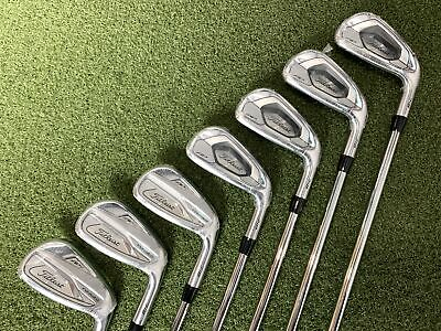 AU1356.23 • Buy Titleist 718 AP3 AP2 Combo Iron Set 4-PW AMT Tour White S300 Stiff Steel Mens RH