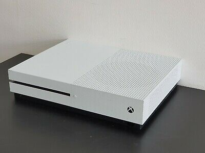 AU250 • Buy Microsoft Xbox One S 1TB Excellent Working Condition Tested White Console