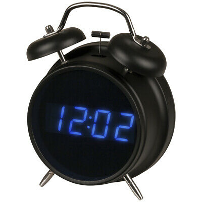 AU24.95 • Buy LED Alarm Clock With FM Radio