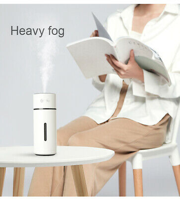 AU15.18 • Buy Mini Car USB LED Air Humidifier Diffuser Essential Oil Aroma Mist Purifier AUS