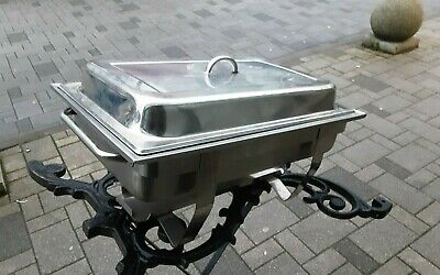 £35 • Buy Chafing Dish Sets (Chafing Dishes, Lids, And Stands)