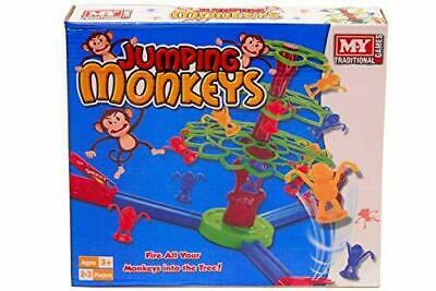 £7.19 • Buy Jumping Monkeys Traditional Board Game Family Board Games Children
