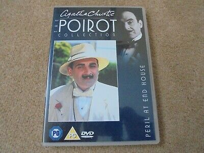 Agatha Christie Poirot Collection No.18 Peril At End House • 1.99£