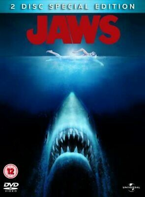 Jaws (2 Disc Special Edition) [DVD] - DISC Only • 1.99£