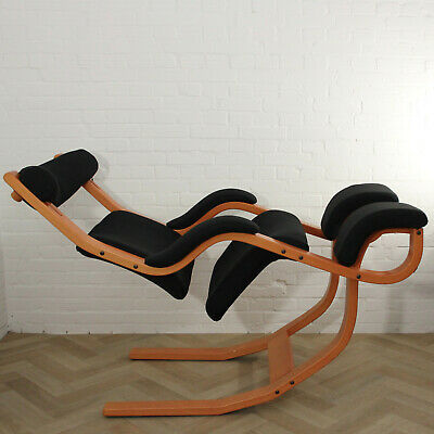 AU2179.26 • Buy Stokke Varier Gravity Balans Chair Norwegian Design Ergonomic Homeoffice