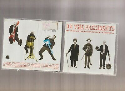 The Presidents Of The United States Of America II   / CD Album • 2.99£