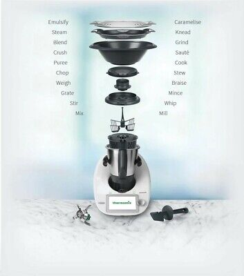 View Details Thermomix TM6 • 950.00£