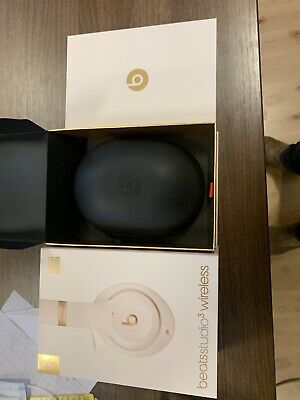 Beats By Dr. Dre Studio3 Wireless Headphones - Rose Porcelain *LIMITED EDT* • 65£