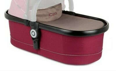 I Candy Claret Main Carrycot • 40£