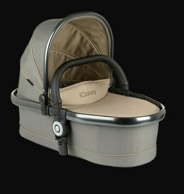 I Candy Olive Twin Carrycot  • 40£