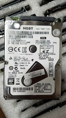 $ CDN100.42 • Buy Lot Of 5 - Assorted Brands 2.5  500GB SATA Laptop HDD Hard Drive- Tested & Wiped