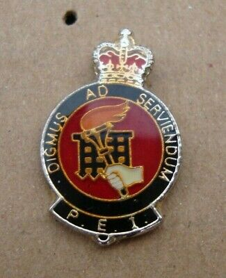 HM HMP Northern Ireland Prison Service PHYSICAL EDUCATION INSTRUCTOR Pin Badge • 1.50£