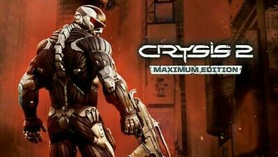 AU11.95 • Buy Crysis 2 Maximum Edition Origin Key Digital Download - PC Game