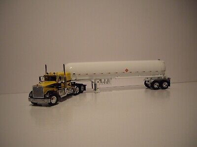 $ CDN126.59 • Buy Dcp First Gear 1/64 Yellow Kenworth W900a W/t Sleeper And Mississippi Lpg Tanker