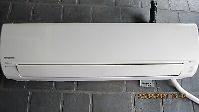 AU850 • Buy Panasonic Split System Air Conditioner. Cooling 8kW Heating 9kW, 3 Mths Warranty